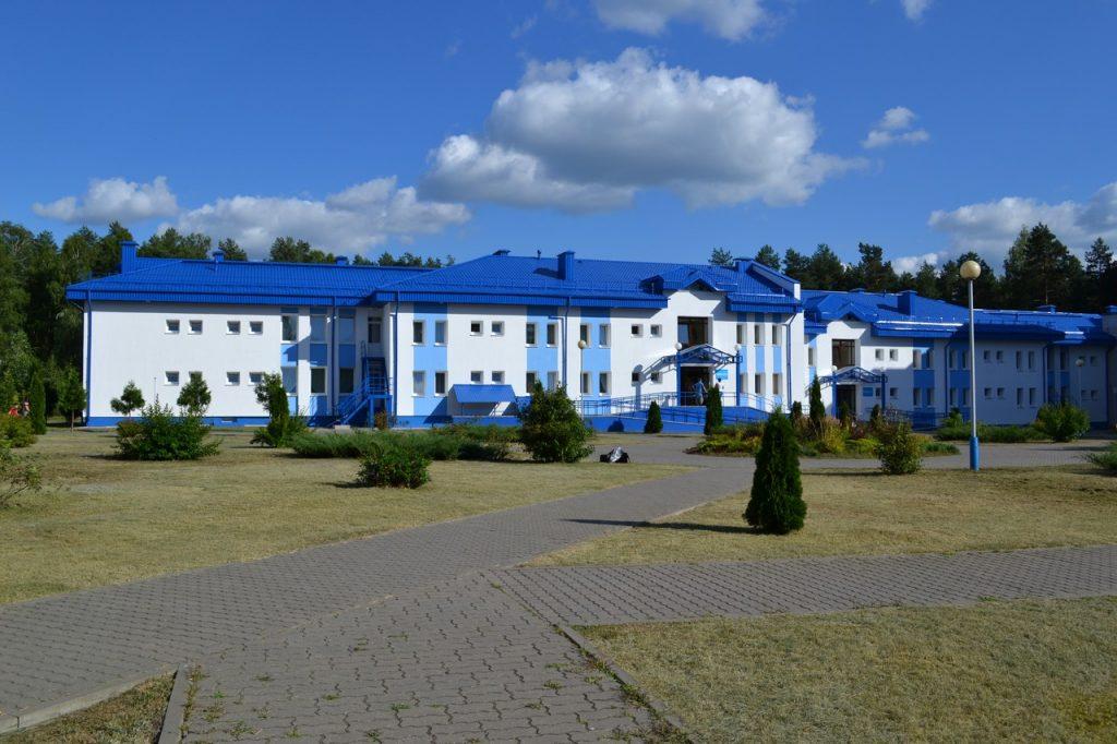санаторий Чабарок