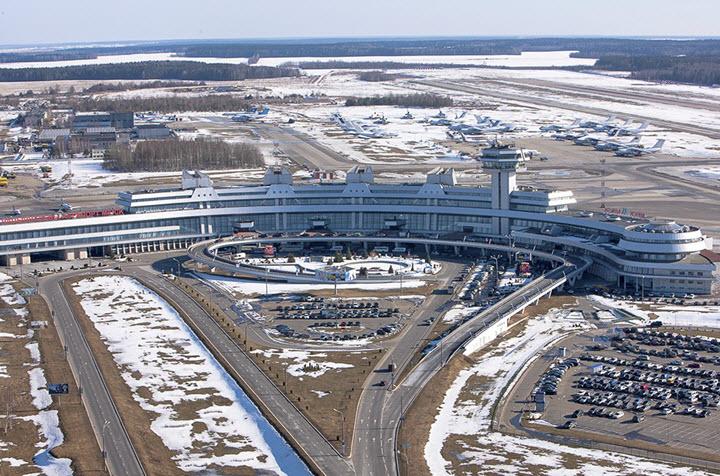 аэропорт Минск 2