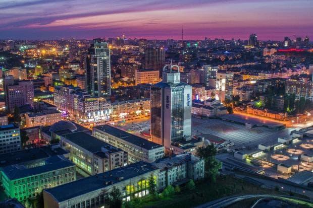 Трансфер Минск-Киев
