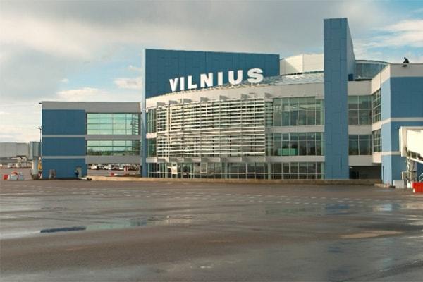 Трансфер в аэропорт Вильнюса