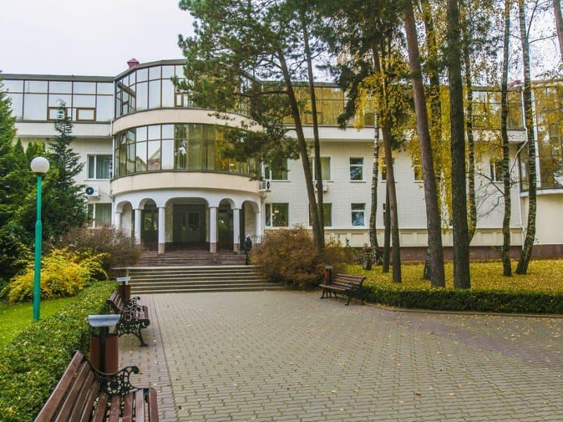 санаторий Магистральный-1
