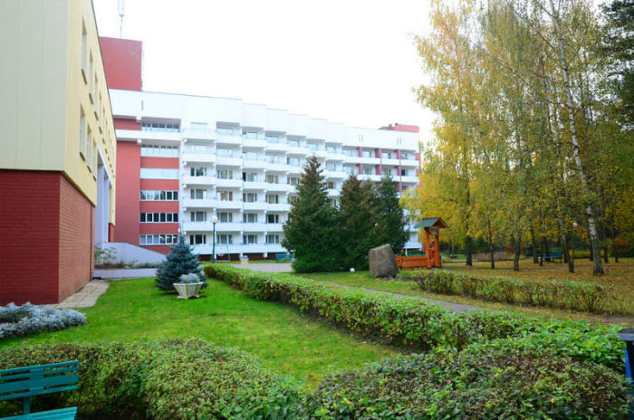 санаторий Белая Русь-1