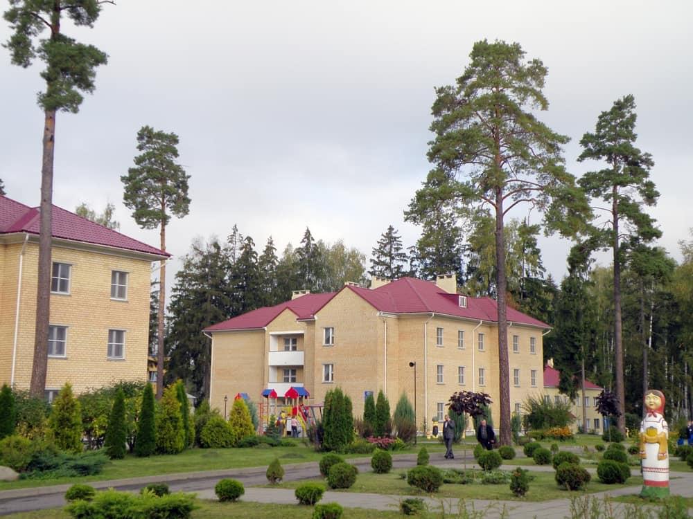 санаторий Дубровенка-1