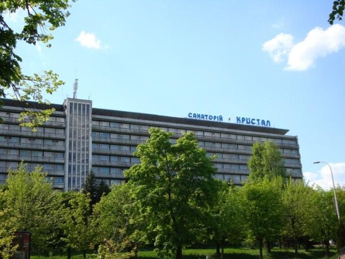 санаторий Кристалл-1