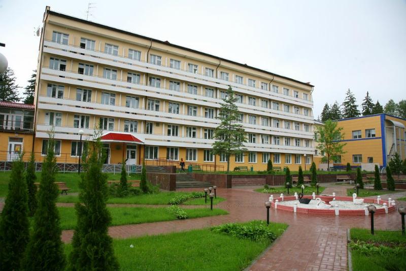 санаторий Могилевское БЖД-1