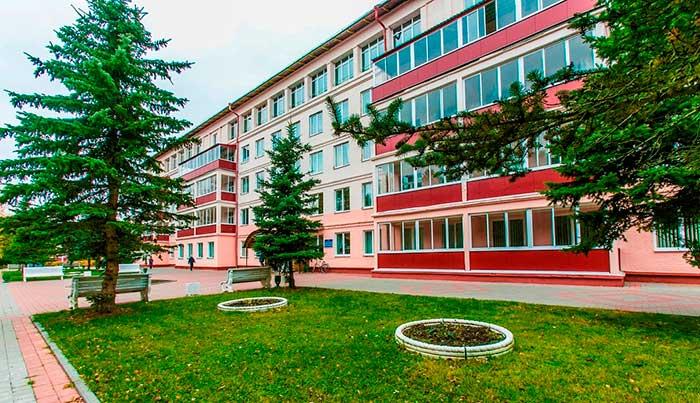 санаторий Нарочанский берег-1